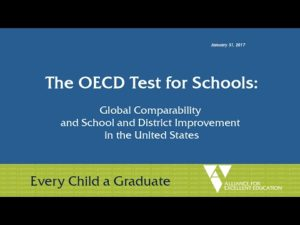 The OECD Test for Schools: Global Comparability and School and District Improvement in the United States